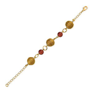 Armband Mia Bio aus Golden Grass - Aline Celi