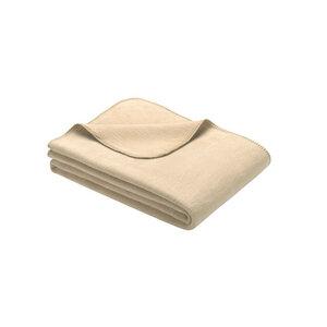 Ibena Decke Bergamo Bio-Baumwolle - Ibena Textilien