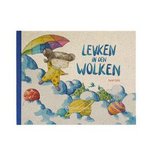 Levken in den Wolken (Kinderbuch aus Graspapier) - Matabooks