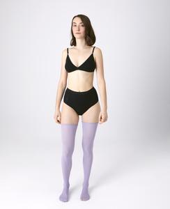 Menstruations-Panty High Waist Hilde Style – Periodenunterwäsche - KORA MIKINO SUSTAINABLE FEMCARE