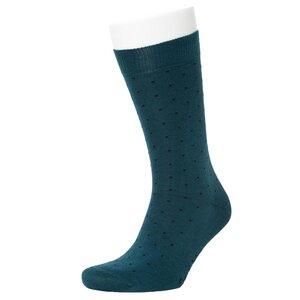 Polka Dot Pattern Socks - Opi & Max