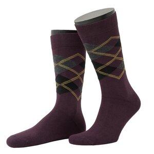 Argyle Pattern Socks - Opi & Max