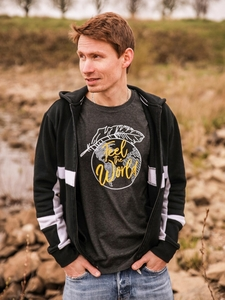I like to Feel the World  Feel the World x Soulcover Travel Shirt - Soulcover