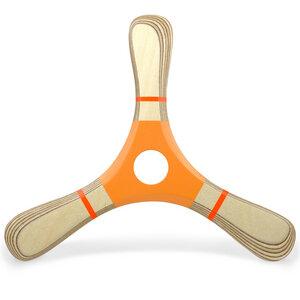 PROPELL 4 - sportlicher Bumerang aus Holz für Rechtshänder*in - LAMEY bumerang