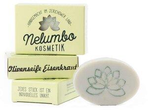 Nelumbo Olivenseife Eisenkraut  - Nelumbo Kosmetik