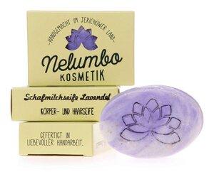 Nelumbo Schafmilchseife Lavendel  - Nelumbo Kosmetik