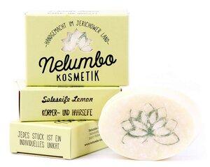 Nelumbo Soleseife Lemon  - Nelumbo Kosmetik