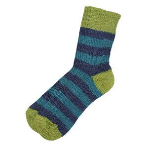 Kinder Ringel Socke - hirsch natur