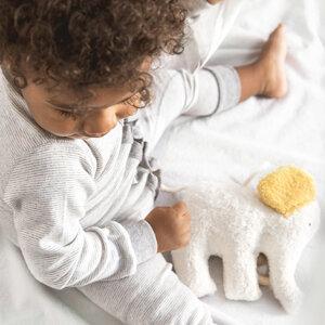 manu - kinder body aus 100% baumwolle (kbA) - erlich textil