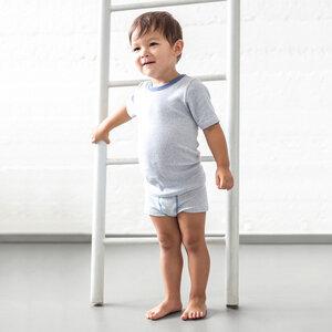 alex - kinder t-shirt aus 100% baumwolle (kbA)  - erlich textil