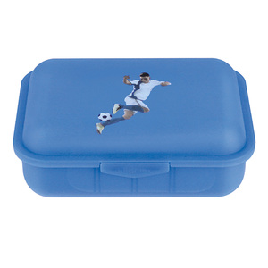 Brotbox 1 Innenteiler und Motiv BPA-Frei - Emil die Flasche