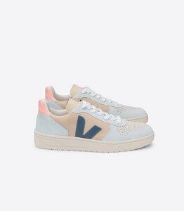 Sneaker Damen - V-10 Suede Multico - Almond California - Veja