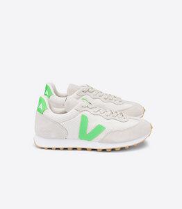 Sneaker Damen - Rio Branco Hexamesh - Gravel Absinthe - Veja