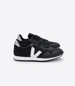 Sneaker Damen Vegan - SDU RT B-Mesh Black White - Veja