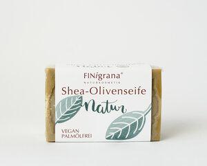 Shea-Olivenseife natur 100g - Finigrana