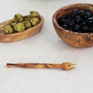 Olivenpicker und Käsegabel - Mitienda Shop