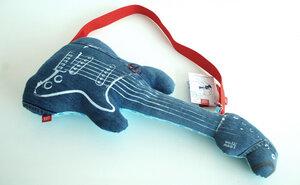 Stoffgitarre 'Elektrik' - walliman!