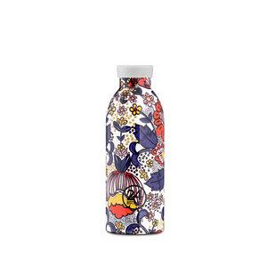 """Isolierte Trinkflasche mit Teesieb """"ClimaBottle Infuser"""" aus Edelstahl - 24bottles"""