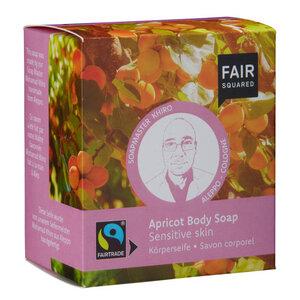 Fair Squared Apricot Soap senitive skin - Fair Squared
