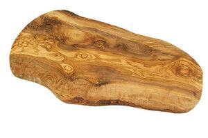 Schneidebrett aus Olivenholz | Holzbrett 40cm - Mitienda Shop