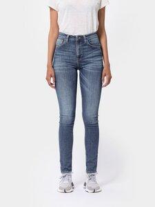 Nudie Jeans Hightop Tilde Mid Indigo  - Nudie Jeans