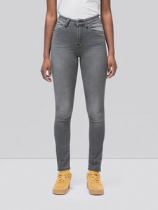 Nudie Jeans Hightop Tilde grey wash - Nudie Jeans