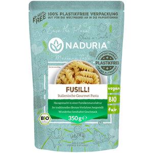 Bio Fusilli 350g - Naduria