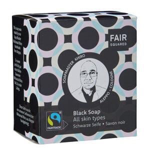 Fair Squared Black Facial Soap - 2x80gr - Fair Squared