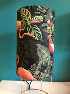 Tischleuchte pink Flamingos - my lamp