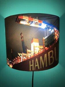 Wandleuchte Hamburg Shipping  - my lamp