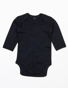 Baby Kimono Wickelbody Strampler Langarm - Babybugz