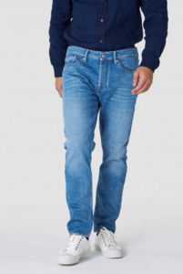 Kings of Indigo - Daniel Ronald light vintage coolmax Jeans - Kings Of Indigo