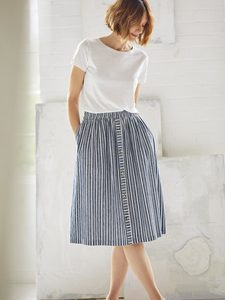 Midi Rock - Catterina Skirt - Thought