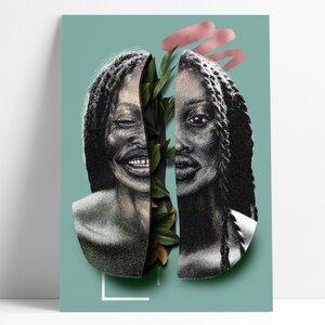 limitierte Kunstdruck Poster - by Project Três - Project Três