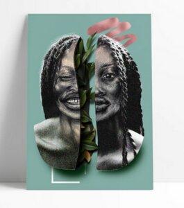 limitiertes 3er Set Kunstdruck Postkarten - by Project Três - Project Três