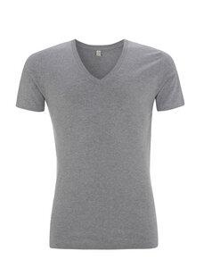 3er Pack - Organic T- Shirt mit V-Ausschnitt  - Continental Clothing