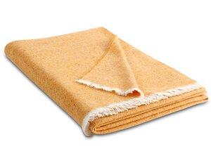 Wollplaid mit Seide wunderbar leichte Plaid ist aus feinsten Garnen gewebt - biederlack
