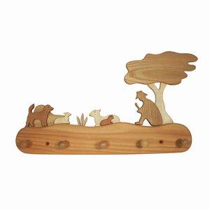 Kindergarderobe aus Holz | Schäfer - Mitienda Shop