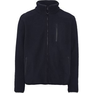 ELM Zip Teddy Fleece Sweat Jacke Vegan - KnowledgeCotton Apparel