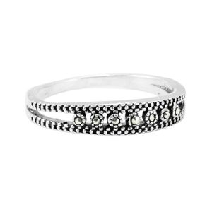 Silber Ring Diadem Fair-Trade und handmade - pakilia