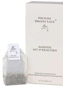 Basentee mit 49 Kräutern - Michael Droste-Laux