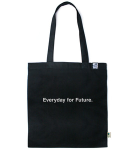 Baumwolltasche Everyday for Future - Gary Mash