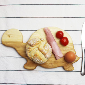 Frühstücksbrettchen mit Tiermotiv Schildkröte - Mitienda Shop
