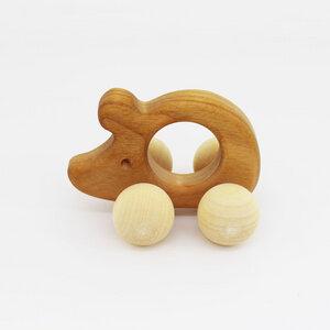 Greifling Maus aus Holz  - Mitienda Shop