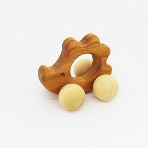 Greifling Igel aus Holz  - Mitienda Shop