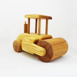 Kipplaster aus Holz |  Spielzeug für Kinder ab 1,5 Jahre - Mitienda Shop