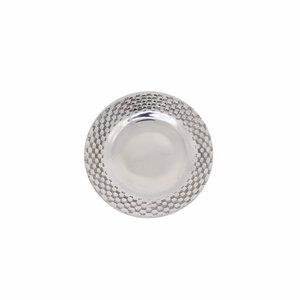 Teelichthalter | Deko-Teller aus Zinn | Schmuckschale  - Mitienda Shop