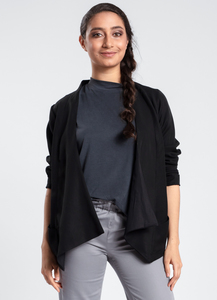 Blazer aus TENCEL & Bio Baumwolle - LASALINA