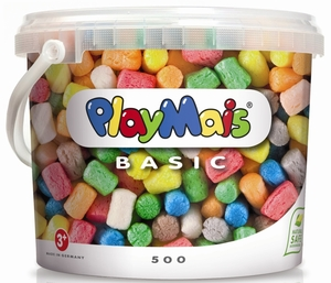 PlayMais 5L Eimer Basic 500 - PlayMais