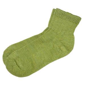 HIRSCH NATUR Damen und Herren Socken reine Bio-Schurwolle - hirsch natur